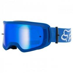 GOGLE FOX MAIN STRAY BLUE - SZYBA SPARK BLUE (1 SZYBA W ZESTAWIE) OS