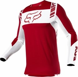 BLUZA FOX FLEXAIR MACH ONE RED XL