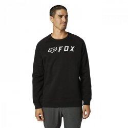 BLUZA FOX APEX BLACK/WHITE XXL