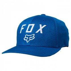 CZAPKA Z DASZKIEM FOX LEGACY MOTH 110 SNAPBACK ROYAL BLUE OS