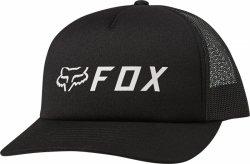 CZAPKA Z DASZKIEM FOX LADY APEX TRUCKER BLACK/WHITE OS