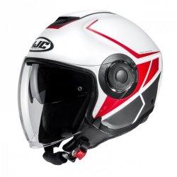 KASK HJC I40 CAMET RED/WHITE M