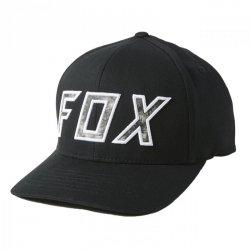 CZAPKA Z DASZKIEM FOX DOWN N DIRTY FLEXFIT BLACK/WHITE L/XL