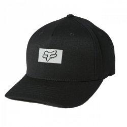 CZAPKA Z DASZKIEM FOX STANDARD FLEXFIT BLACK L/XL
