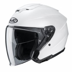 KASK HJC I30 PEARL WHITE M