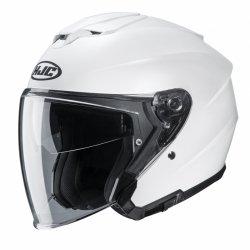 KASK HJC I30 PEARL WHITE XL