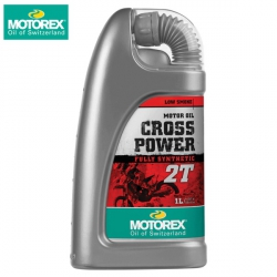 Motorex olej Cross Power 2T 1L