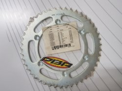 PBR Zębatka Tylna Do Kawasaki KX 450 F (06-20) 45 zębów