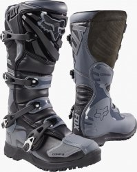 BUTY FOX COMP 5 OFFROAD BLACK/GREY
