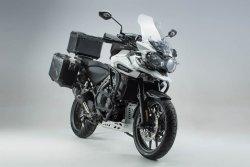 ZESTAW ADVENTURE PAKIET ZABEZPIECZAJĄCY MOTOCYKL TRIUMPH TIGER 1200 EXPLORER (11-15) SW-MOTECH