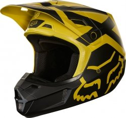 FOX KASK V2 PREME DARK YELLOW