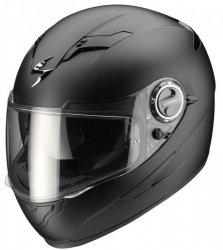 Scorpion Exo-500 czarny mat kask motocyklowy
