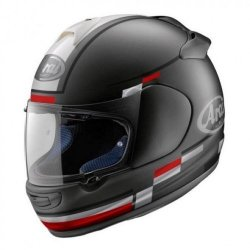 Arai Axces III Blaze Black/White S