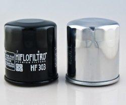 Kawasaki ER-6n modele od 07 do 11 filtr oleju