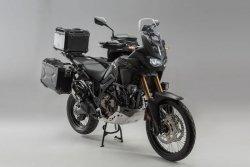ZESTAW ADVENTURE PAKIET ZABEZPIECZAJĄCY MOTOCYKL HONDA CRF1000L AFRICA TWIN (15-) SW-MOTECH