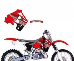 Blackbird Dream Honda CR 500 (91-01) okleina naklejki komplet