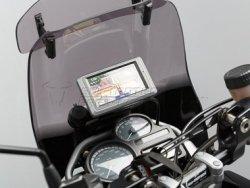 MOCOWANIE GPS Z AMORTYZACJĄ DRGAŃ BLACK BMW R1200GS SW-MOTECH