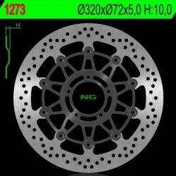 Tarcza hamulcowa przednia Ducati 796 MONSTER (11-14)