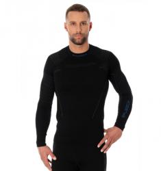 Brubeck Thermo bluza termoaktywna z długim rękawem