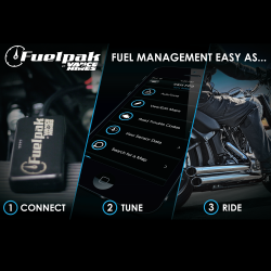Vance & Hines FuelPak Harley-Davidson 2014 Touring, Softail, Dyna, Sportster