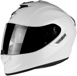 SCORPION KASK MOTOCYKLOWY EXO-1400 AIR SOLID PEARL WHITE