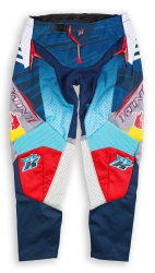 Kini Red Bull Competition Navy/White spodnie MX cross