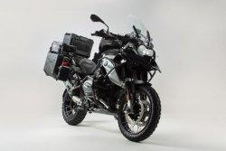 ZESTAW ADVENTURE PAKIET ZABEZPIECZAJĄCY MOTOCYKL BMW R1200GS LC (16-)/RALLYE (17-) BLACK