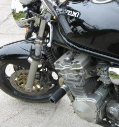 Crash Pady Suzuki Bandit 600 / 1200 (-05)