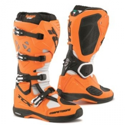 TCX BUTY CROSSOWE COMP EVO MICHELIN ORANGE/BLACK