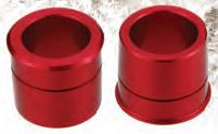 Accel tulejki dystansowe przedniego koła - Suzuki RMZ 450 (05-10)