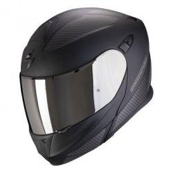 SCORPION KASK MOTOCYKLOWY EXO-920 FLUX MATT BLACK-SILVER