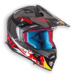 Kask KINI RED BULL Competition Black