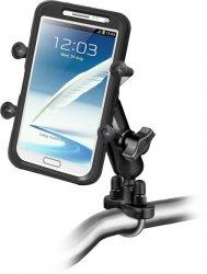 Ram Mount uchwyt X-Grip IV do dużych smartfonów montowany do ramy kierownicy