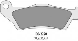 Delta Braking KTM 350 SX-F/XC-F (11-14) klocki hamulcowe przód