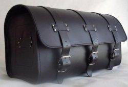 Kufer skórzany K1C
