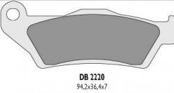 Delta Braking Husqvarna TE 400/410 (96-02) klocki hamulcowe przód