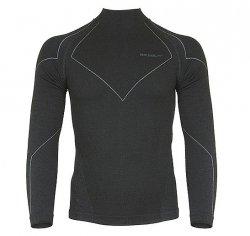 Brubeck SoftMerino termoaktywna ocieplająca bluza męska z długim rękawem