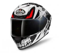 Airoh Valor Bone mat kask motocyklowy integralny