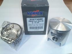 Tłok VERTEX POLINI Skutery Piaggio, Gilera, Honda Peugeot Nadwymiar 47,80mm Wyprzedaż!