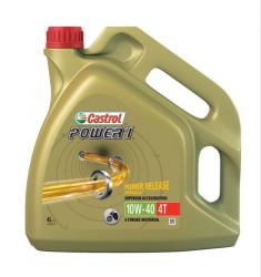 Castrol Power1 4T 10W40 4L półsyntetyk olej do motocykli 4-suwowych