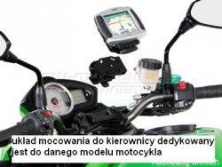 MOCOWANIE GPS Z AMORTYZACJĄ DRGAŃ KAWASAKI Z 1000 SX (11-) SW-MOTECH