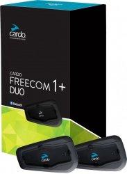 CARDO FREECOM 1+ DUO Interkom podwójny (zestaw na 2 kaski)