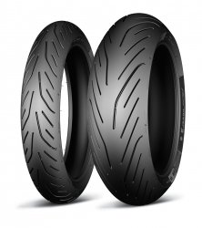 Michelin PILOT POWER 3 120/70ZR17 58W, 180/55ZR17 73W