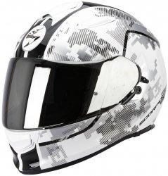 Scorpion Exo-510 AIR GUARD kask motocyklowy czarny-biały