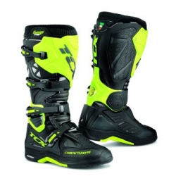 TCX BUTY COMP EVO 2 MICHELIN BLACK/YELL FLUO