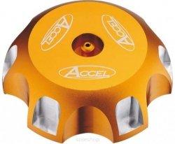 Accel korek wlewu paliwa - Suzuki LTZ 400 (03-10) - złoty