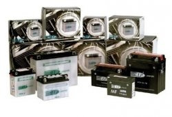 Yamaha YFM 400 FW Automatic 03-09 akumulator żelowy Landport