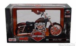 Model motocykla Harley-Davidson XL 1200V Seventy-Two
