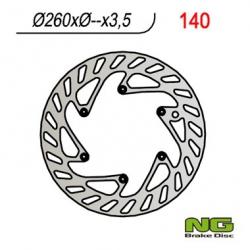 NG Tarcza hamulcowa przednia KTM EXC/SX 525 03-