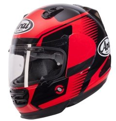 Arai Rebel Venturi Red